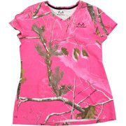 f393ab1602316 Women's Short Sleeve Camo Hunting Tshirt, ...