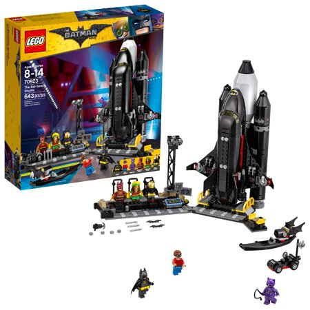 LEGO Batman Movie The Bat-Space Shuttle 70923 (643 - Lego Batman Birthday Party Supplies