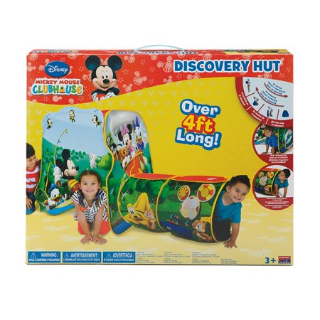 Playhut disney mickey mouse discovery hut (Mickey Mouse Tent)