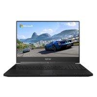 "Gigabyte AERO 15W V8-BK4 15.6"" 144Hz FHD IPS Notebook, i7-8750H, GTX 1060 GDDR5 6GB, DDR4 16GBx1, 512GB M.2 SATA, Win10"