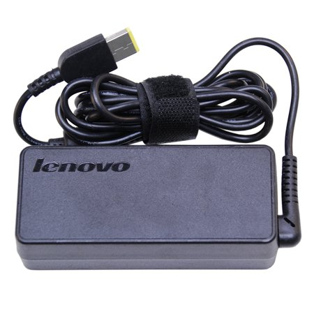 Lenovo ThinkPad X1 Carbon 65W Genuine Original OEM Laptop Charger AC Adapter Power (Lenovo Laptop Ac Adapter)