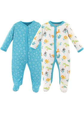 Baby Boys' or Girls' Unisex Sleep 'N Play, 2-pack