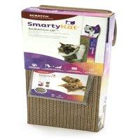 SmartyKat® Scratch Up™ Hanging Single Corrugate Cat Scratcher with Catnip