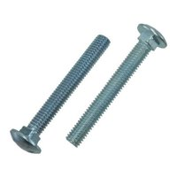 "1/2""-13 X 14"" Zinc Plated Square Neck Grade 2 Carriage Bolts (Pack of 12)"