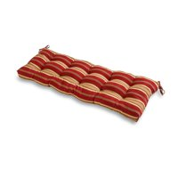 Roma Stripe 51 x 18 in. Outdoor Bench Cushion