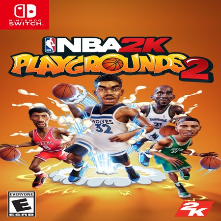 NBA 2K Playgrounds 2, 2K, Nintendo Switch, 710425553691 (Nba Mvp)