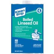 Klean-Strip Boiled Linseed Oil, 1 qt