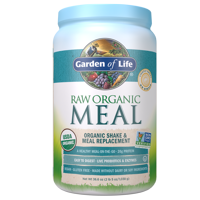 Garden of Life Raw Organic Meal Lightly Sweet 36.6oz (2lb 5oz/1,038g) Powder
