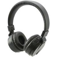 iLive IAHB6B Bluetooth Wireless Headphones with Microphone (Black)