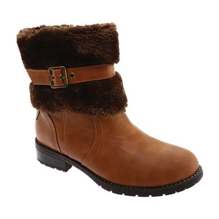 - Portland Boot Company Timber Women's Faux Fur Boot
