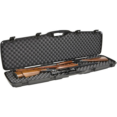 Plano Sports & Outdoors Protector Series Double Gun Storage Case, (Elite Gun Cases)