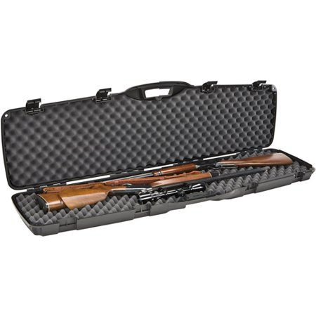 Plano Sports & Outdoors Protector Series Double Gun Storage Case, Black - Gun Case Console