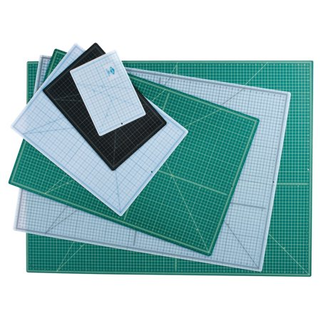 Reversible Cutting Mat (Alvin Green/Black Professional Self-Healing Cutting Mat 30 x 42 )