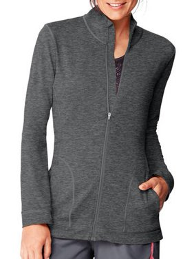 Hanes Sport Women's Performance Fleece Full Zip Jacket