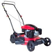 Best Gas Lawn Mowers - PowerSmart DB8621C Gas Push Mower Review