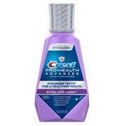 Crest Pro-Health Advanced Alcohol Free Extra Deep Clean Mouthwash, 1 L