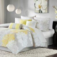 Home Essence Brianna Cotton Sateen Comforter Bedding Set