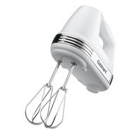 Cuisinart Power Advantage 5 Speed 220 W White Hand Mixer, 1 Each