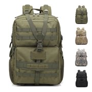 d4e1cddeaaaa Zimtown 45L Waterproof Tactical Molle Backpack