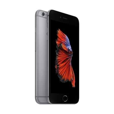 Straight Talk Prepaid Apple iPhone 6s Plus 32GB, Space (Best Prepaid Cell Phone Canada)