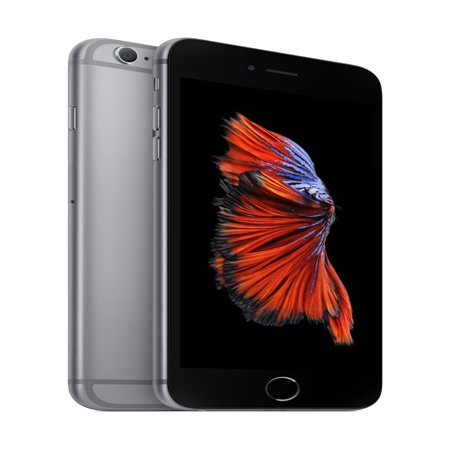 Straight Talk Prepaid Apple iPhone 6s Plus 32GB, Space Gray ()