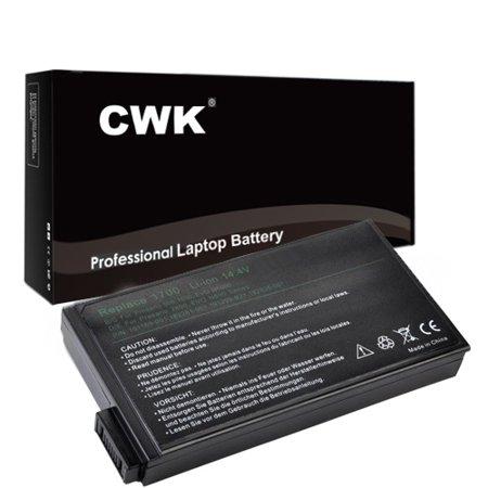 - CWK® New Replacement Laptop Notebook Battery for HP Compaq Presario 900 1500 1700 2800 1720US 17XL 900US HP NW8000 NC6000 NC8000 NC8200 NW8000 NX5000 Evo N800 N160 N800C N800V N800W 337657-001