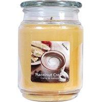 Mainstays 20 oz Candle, Hazelnut Cream