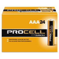 Duracell Procell Alkaline AAA Batteries 24/Box