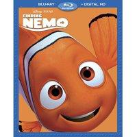 Finding Nemo (Blu-ray + Digital HD)