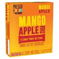 Pressed by KIND, Mango Apple Chia, Gluten Free, 12 Ct