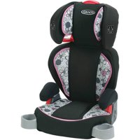 Graco TurboBooster High Back Booster Car Seat, Iris