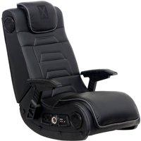 X Rocker Pro Series H3 4.1 Wireless Audio Gaming Chair, Black, 51259