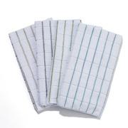 Mainstays Microfiber Stripe Kitchen Towel, 4 Count