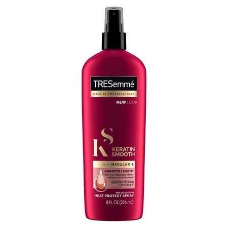TRESemmé Expert Selection Heat Protection Spray Keratin Smooth 8 oz ()