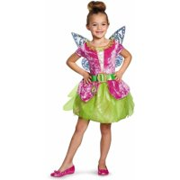 Tinker Bell and The Pirate Fairy Pirate Tink Girls' Child Halloween Costume