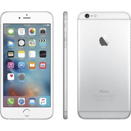 Iphone App Store - Refurbished Apple iPhone 6 Plus 16GB, Silver