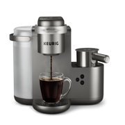Keurig K-Cafe Special Edition Single Serve K-Cup Pod Coffee, Latte and Cappuccino Maker, Silver