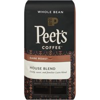 Peet's Coffee® House Blend Deep Roast Whole Bean Coffee 12 oz. Stand-Up Bag