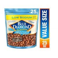 Blue Diamond Almonds, Lightly Salted 25 oz