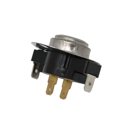 Replacement Fixed Thermostat 3387134, WP3387134, 2011, 306910, 3387135, 3387139, WP3387134VP for Kenmore 11076722695 Dryer - image 3 of 4
