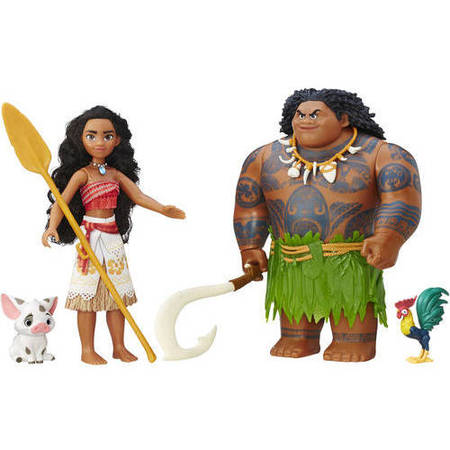 Disney Moana Adventure - Halloween Tony Moran