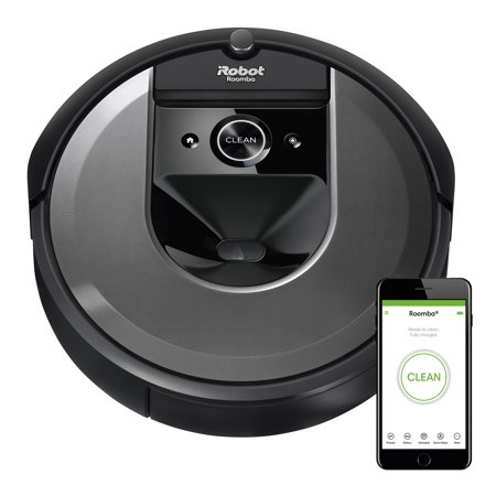 iRobot® Roomba® i7 (7150) Robot Vacuum- Wi-Fi Connected, Smart Mapping, Works with Alexa, Ideal for Pet Hair, Carpets, Hard Floors](irobot roomba 560 price)