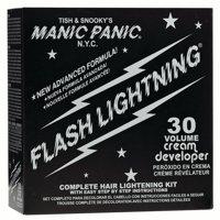 MANIC PANIC Flashlightning Bleach Kit, 30 Volume