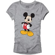 8015caf4d Disney Mickey Mouse Wash Disneyland World Tee Funny Humor Women's Juniors  Slim Fit Graphic T-