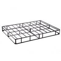 8 Inch Full Smart Box Spring Mattress Foundation Strong Steel Structure 875
