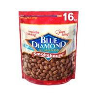Blue Diamond Almonds, Smokehouse 16 oz