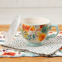 The Pioneer Woman Willow 27oz Jumbo Cup With Lid