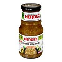 Herdez Roasted Salsa Verde, 15.7 Ounce
