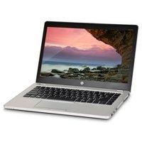 "Refurbished HP EliteBook Folio 9470M 14"" Laptop, Windows 10 Home, Intel Core i5-3427U Processor, 8GB RAM, 180GB Solid State Drive"