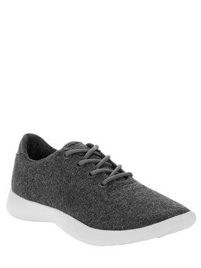 George Men's Wool Knit Sport Casual Sneaker